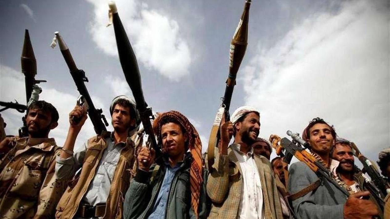 Kelompok milisi Houthi di Yaman