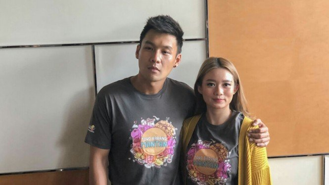 Fendy Chow dan Stella Cornelia