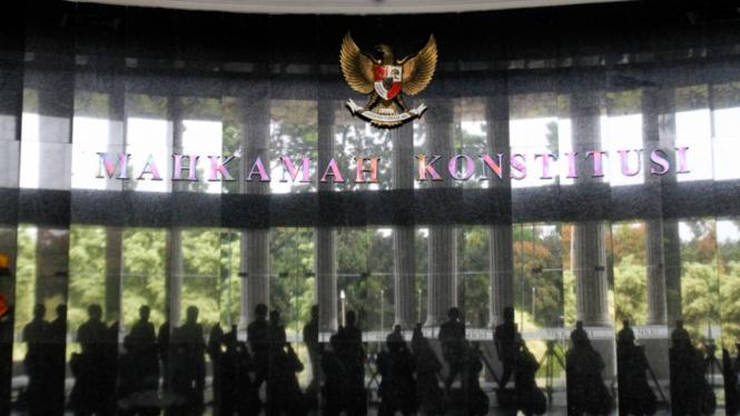 MK, Persiapan Mahkamah Konstitusi Jelang Sidang Perdana Gugatan Pemilu 2019