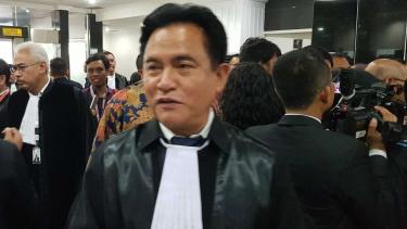 Ketua Tim Hukum Jokowi-Ma'ruf Amin, Yusril Ihza Mahendra