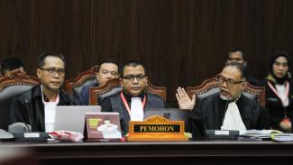 Sidang Perdana Gugatan Pilpres 2019 di MK