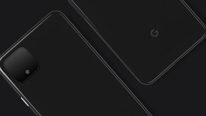 Bocoran tampang smartphone Pixel 4