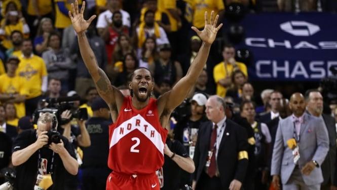 Bintang Toronto Raptors, Kawhi Leonard