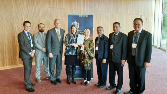 Kepala BMKG Dwikorita Karnawati jadi  anggota Dewan Eksekutif WMO 2019