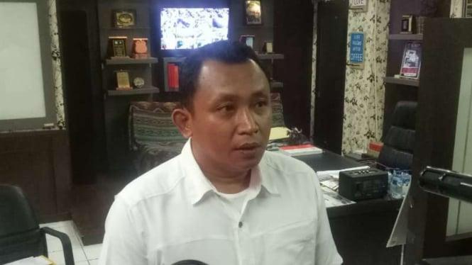 Kasat Reskrim Polresta Palembang, Kompol Yon Edi Winara.