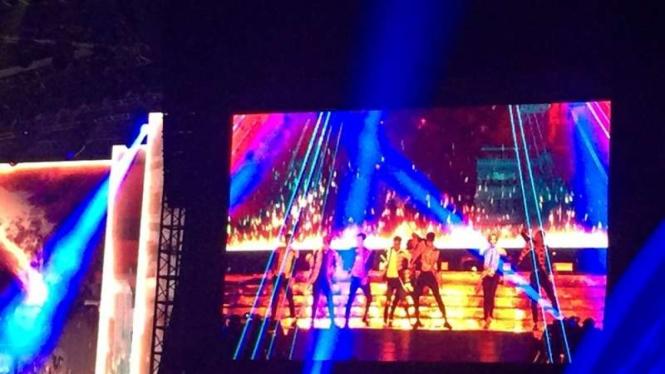 Super Junior Konser bertajuk Super Show 7S