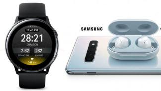 Rangkaian produk Samsung untuk menunjang gaya hidup sehat