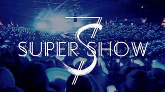Konser Super Junior di ICE, BSD, Tangerang, 15 Juni 2019.