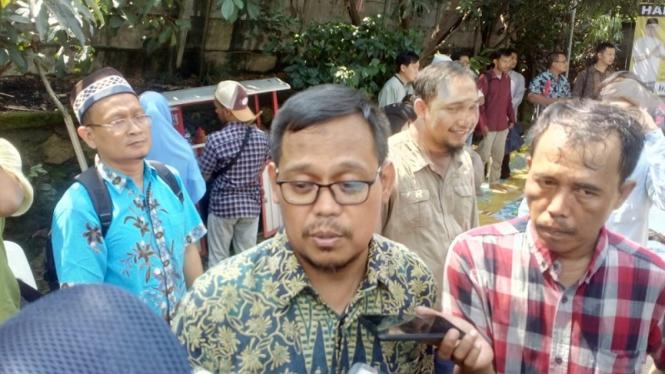 anggota Komisi IV DPRD Provinsi Jawa Barat, Imam Budi Hartono