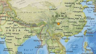 Gempa mengguncang wilayah Provinsi Sichuan, China