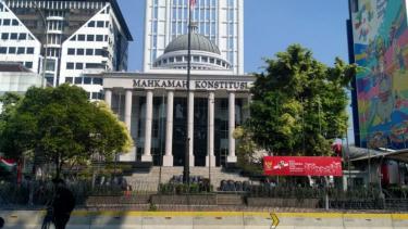 Gedung Mahkamah Konstutusi