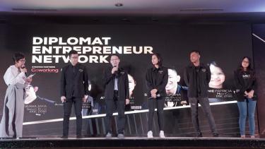 Program DSC|X tahun 2019 bekerja sama dengan Coworking Indonesia.