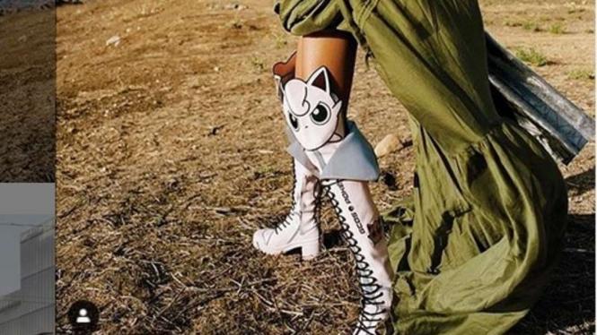 Boots Jigglypuff