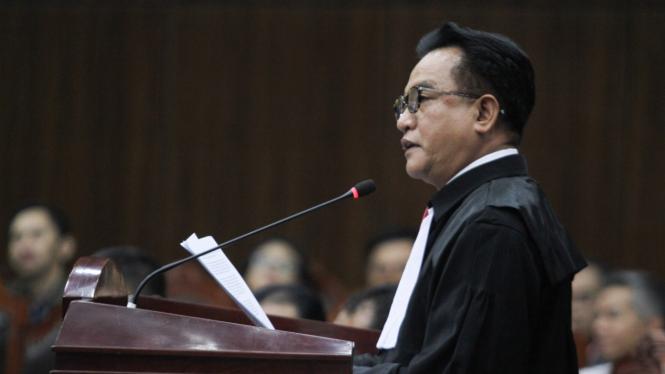 Yusril Ihza Mahendra, Sidang Gugatan Pilpres 2019 di MK