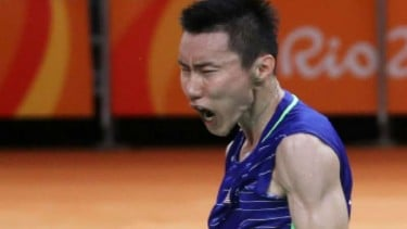 Lee Chong Wei.