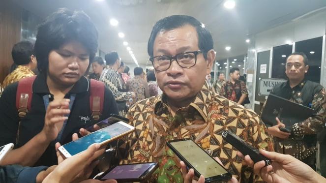 Politisi senior PDIP Pramono Anung