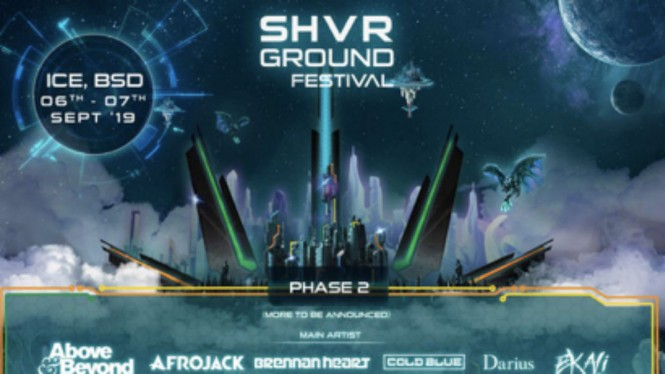 SHVR Ground Festival (SGF) 2019