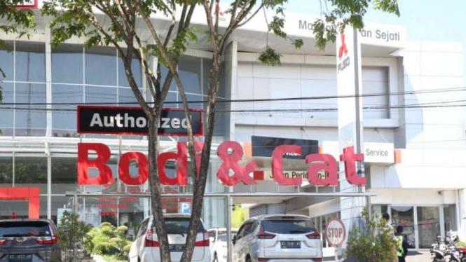 Mitsubishi Mandau Berlian Sejati di Balikpapan