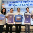 Press Conference Launching BRI Credit Card