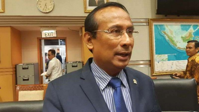 Wakil Ketua Komisi I DPR Satya Widya Yudha.