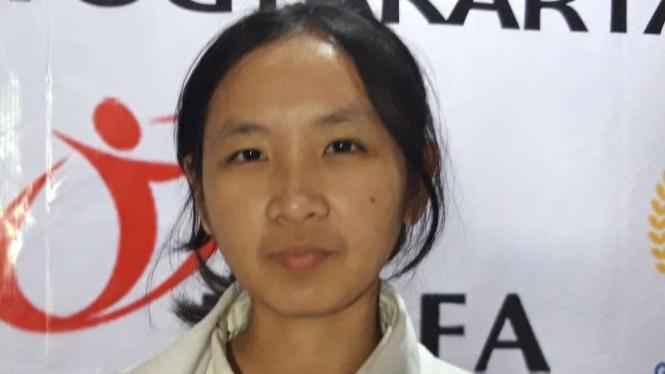 Pecatur muda Indonesia Ummi Fisabillah