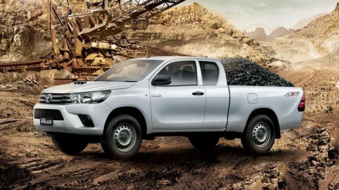 Toyota Hilux Diesel Truck >> Toyota Luncurkan Mobil Diesel Baru Viva