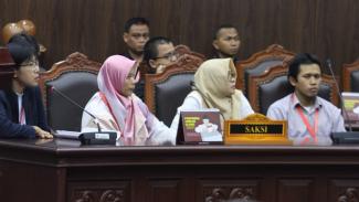 Saksi-saksi BPN di Sidang Gugatan Pilpres 2019
