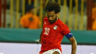 Bintang Timnas Mesir, Mohamed Salah.