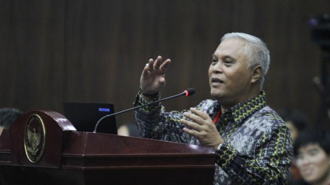 Saksi Ahli KPU di Sidang Gugatan Pilpres 2019 di MK