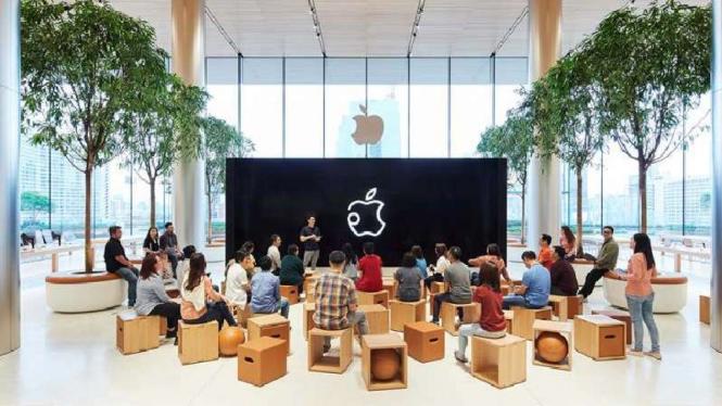 Kantor Apple.