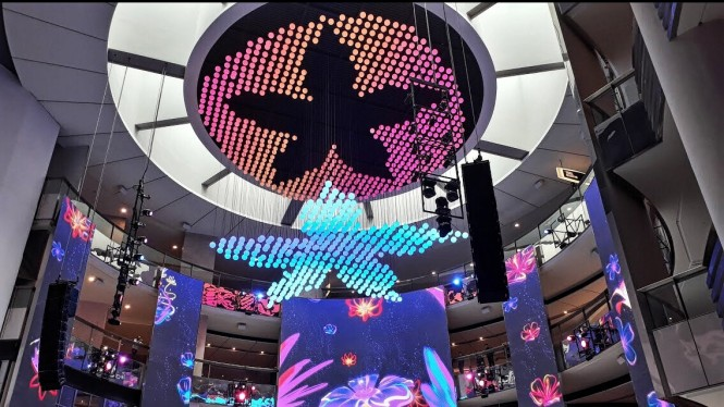 SkySymphony Resorts World Genting, Malaysia