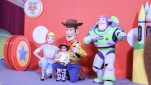 Meet and Greet dengan Karakter Disney and Pixar's Toy Story.