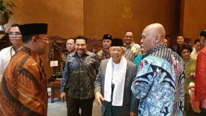 Wakil Presiden Ma'ruf Amin.