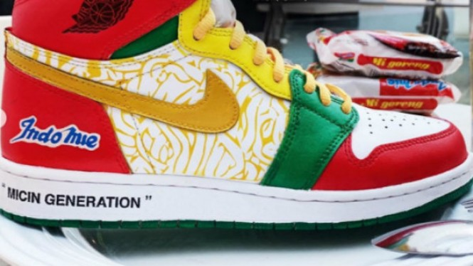 Sepatu Nike Indomie