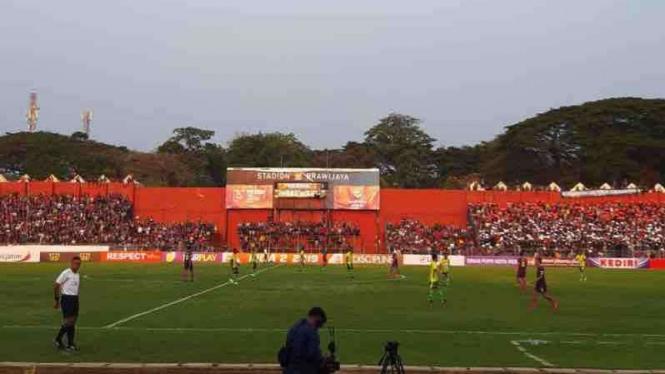 Pembukaan Liga 2 Persik vs PSBS