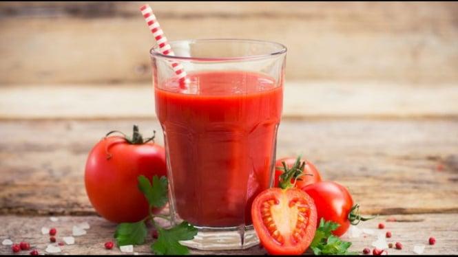 jus tomat