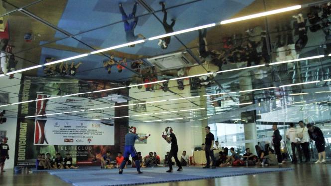 Seleksi Timnas MMA