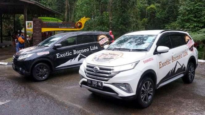 Terios 7 Wonders Borneo