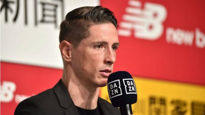 Eks striker Atletico Madrid, Fernando Torres, umumkan pensiun