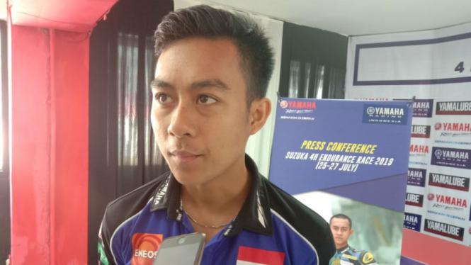 Pembalap Indonesia, Muhammad Faeroz