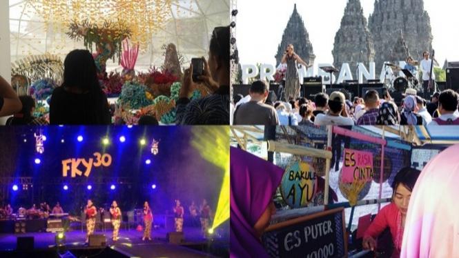 4 Acara Tahunan Jogja Yang Paling Ditunggu Bakal Hadir Di Bulan Juli