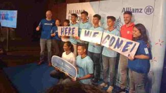 8 Anak Indonesia lolos seleksi Allianz Explorer Camp 2019.