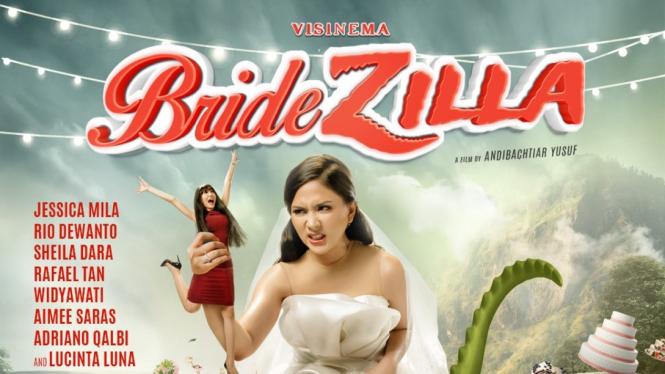 Poster Bridezilla