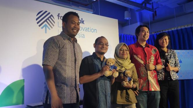 Peluncuran Facebook Lab Innovation Indonesia