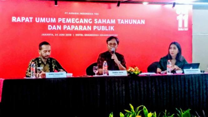 RUPST PT AirAsia Indonesia Tbk.