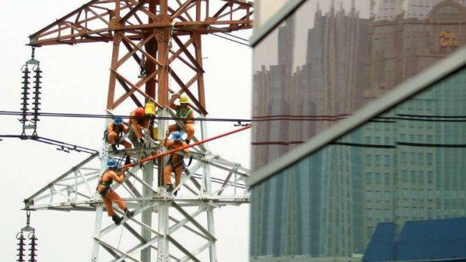 Infrastruktur listrik PLN