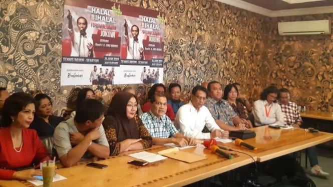 Relawan Jokowi.