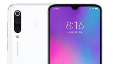 Perkiraan desain Xiaomi Mi CC9e