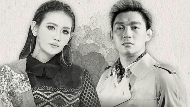 Juliana Moechtar dan Ifan Seventeen