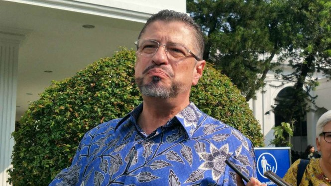 Perwakilan Bank Dunia di Indonesia Rodrigo A Chaves.